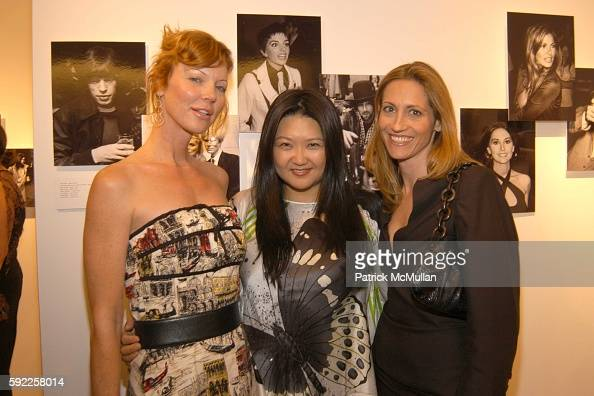 Cynthia Basnet Susan Shin and Dana Gers attend Massimo Ferragamo and Patrick McMullan invite you to the opening of Exclusive Diary Caught OffGuard by...