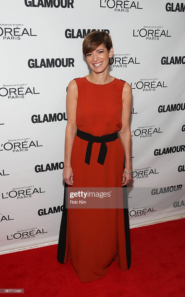 Cynthia 'Cindi' Leive, Editor in Chief of Glamour magazine attends the Glamour Magazine 23rd annual Women Of The Year gala on November 11, 2013 in New York, United States.
