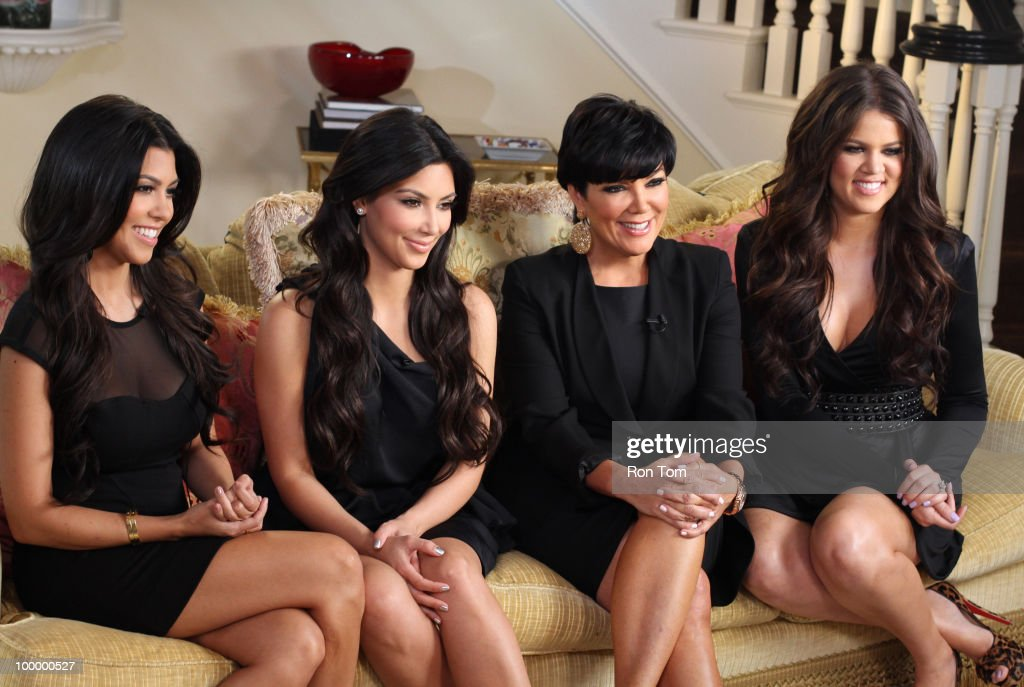 NIGHTLINE - Cynthia McFadden catches up with the Kardashians for an interview airing on ABC News NIGHTLINE on MONDAY, MAY 24 (11:35 pm, ET) on the ABC Television Network. (Photo by Ron Tom/ABC via Getty Images) KOURTNEY