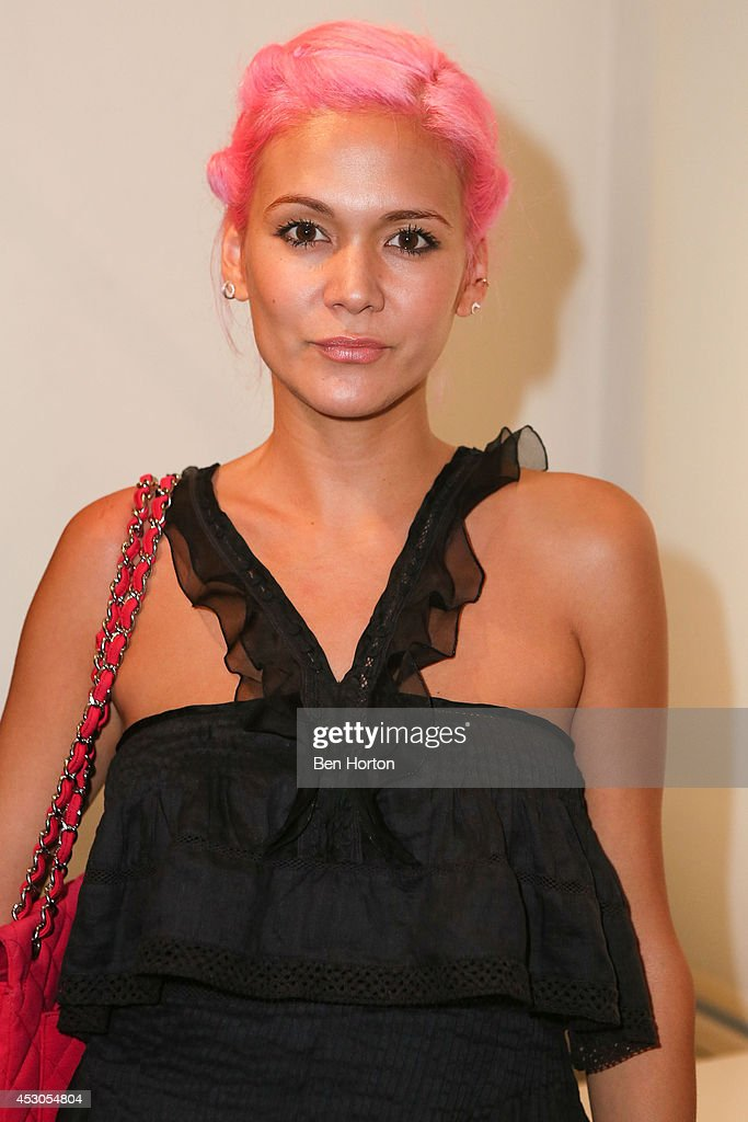 Cynthia Mittweg attends Nicole Richie, Eric Buterbaugh and Nevena Borissova host Ryan Korban's 'Luxury Redefined' on August 1, 2014 in Los Angeles, California.