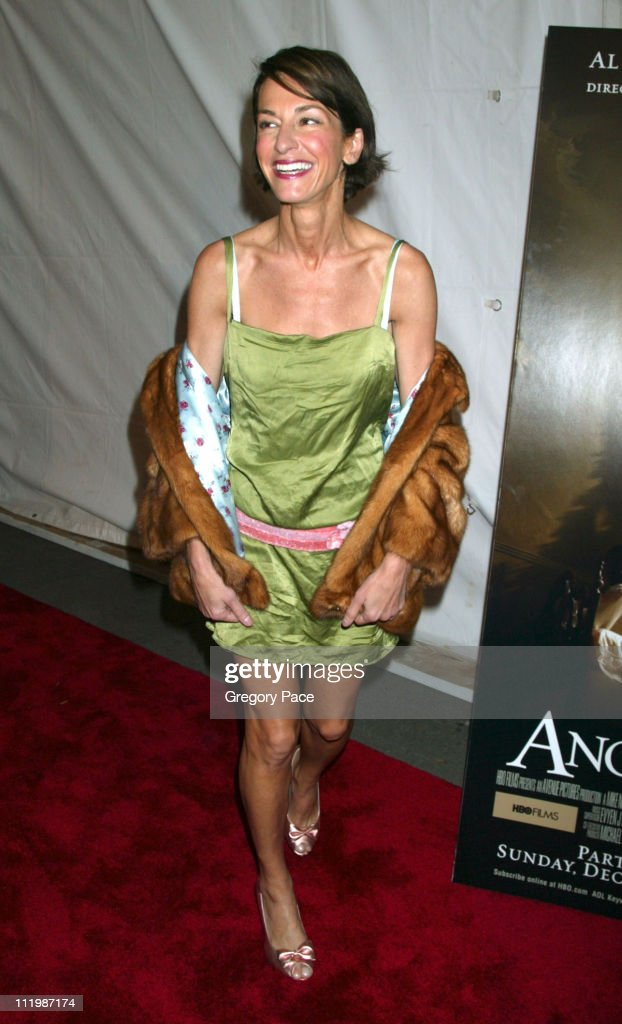 Cynthia Rowley during 'Angels In America' - New York Premiere at The Ziegfeld Theater in New York City, New York, United States.