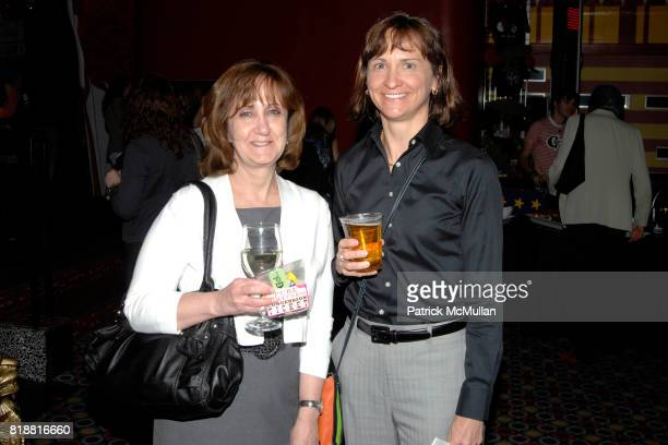 Cynthia Scott and Pam Moore attend LITERACY ASSOCIATES Second Annual Benefit for LITERACY PARTNERS at Carnival on April 27 2010 in New York City