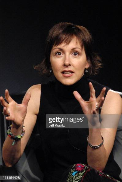 Cynthia Stevenson during Showtime Networks Inc Television Critics Associations Presentation at Renaissance Hotel in Hollywood CA United States