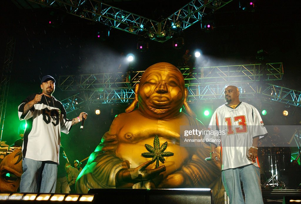 Cypress Hill's Smoke Out 2003 festival