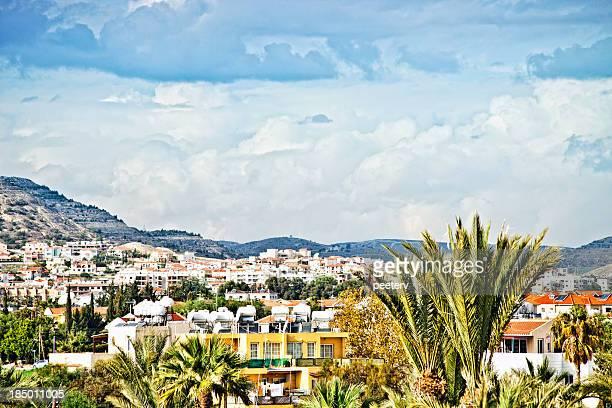 Zypern Landschaft.