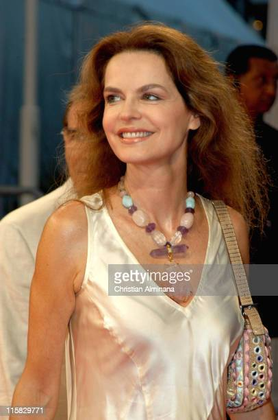 Cyrielle Claire during 31st American Film Festival of Deauville 'Bee Season' Premiere in Deauville France