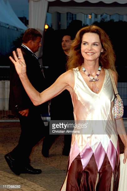 Cyrielle Claire during 31st American Film Festival of Deauville Bee Season Premiere in Deauville France