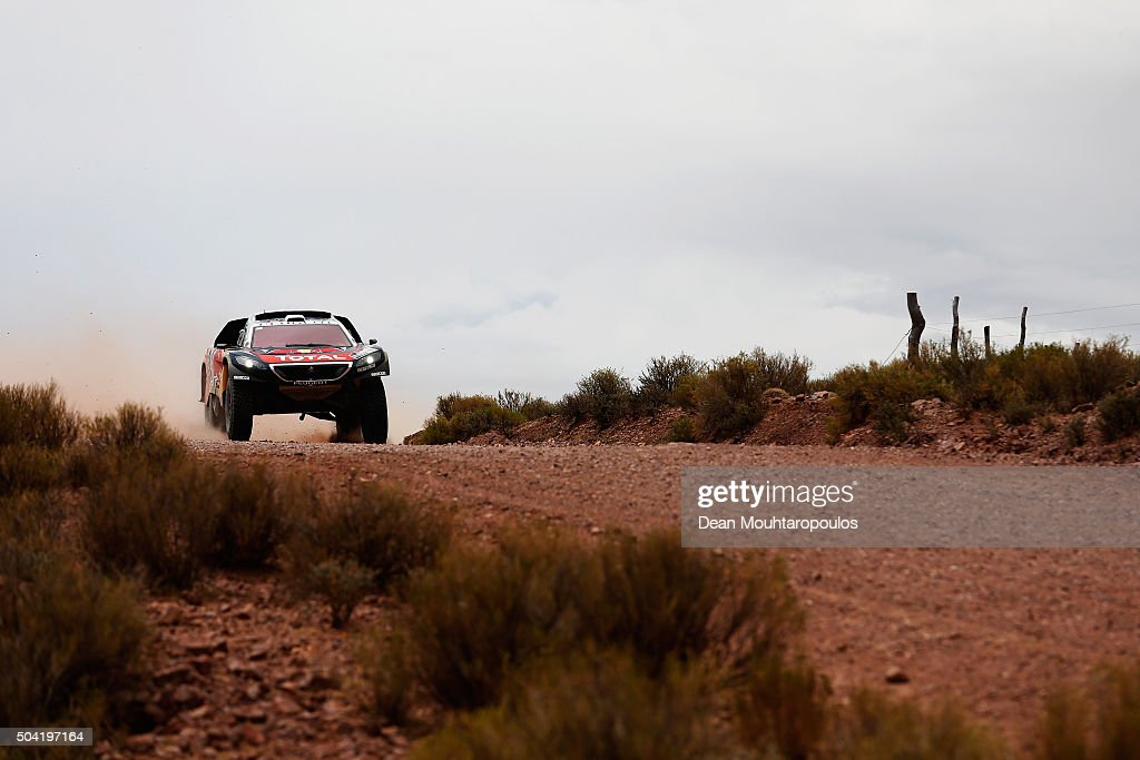 2016 Dakar Rally - Day Seven