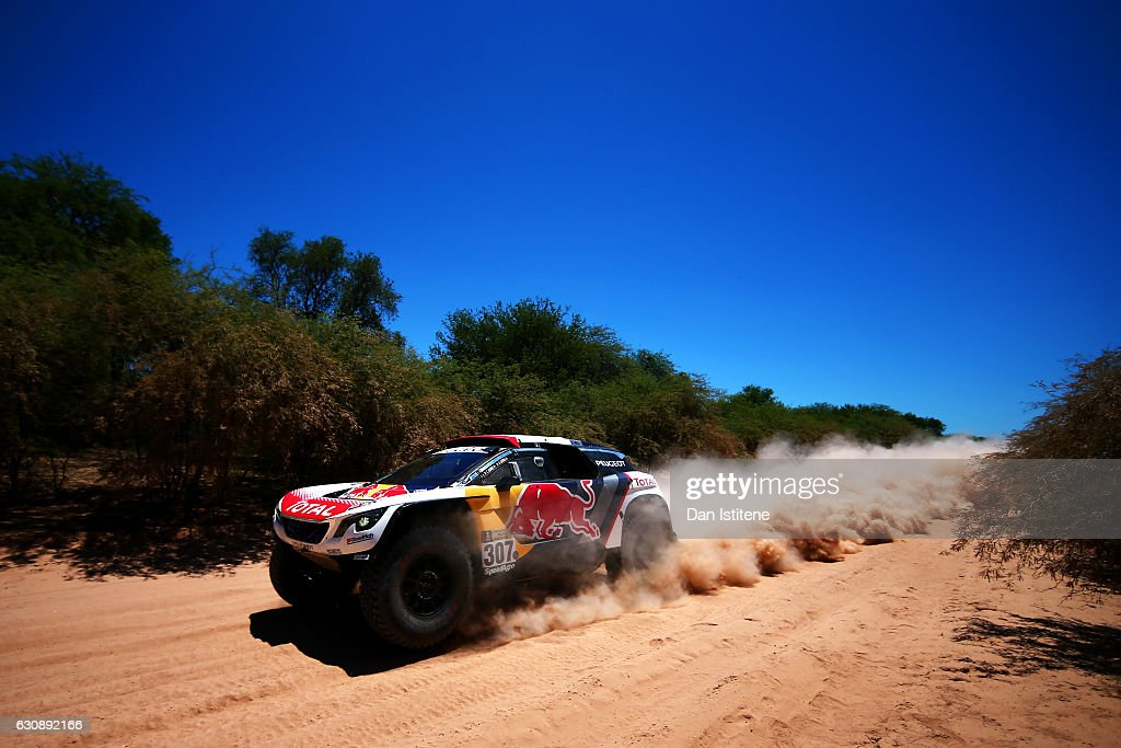 2017 Dakar Rally - Day Two