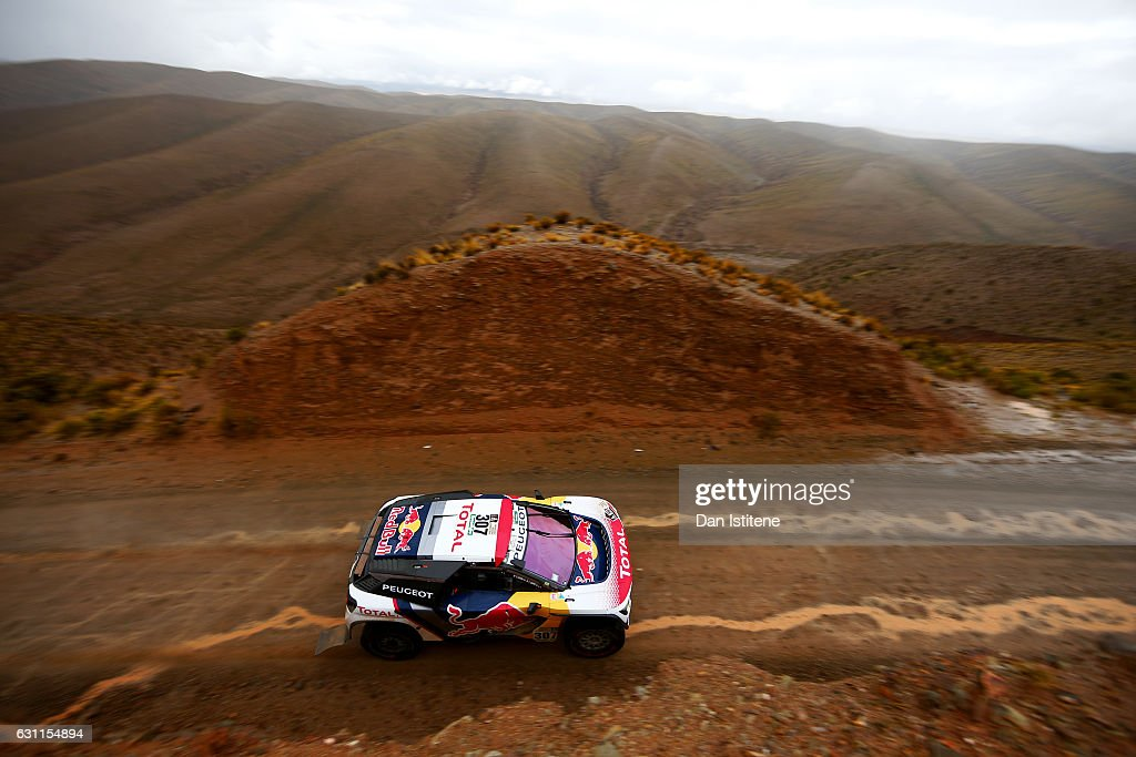 2017 Dakar Rally - Day Five