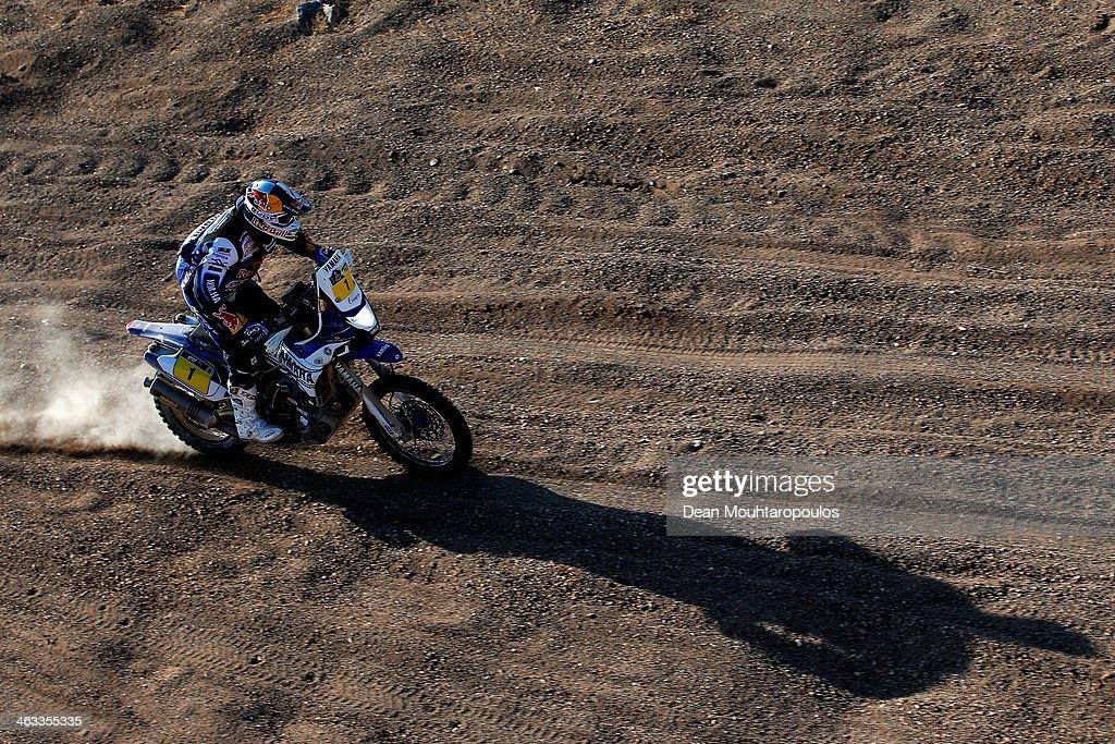 2014 Dakar Rally - Twelve