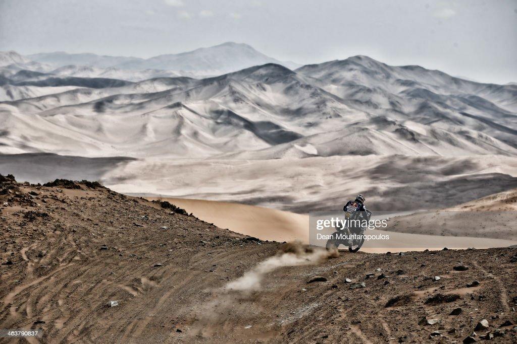 2014 Dakar Rally - Alternative Views