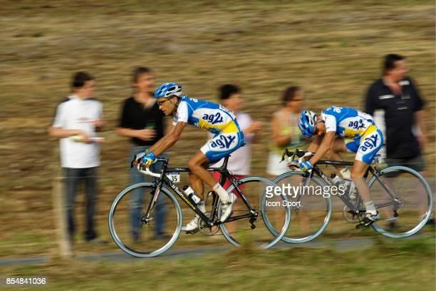 Cyril DESSEL / Samuel DUMOULIN AG2R Criterium de Camors