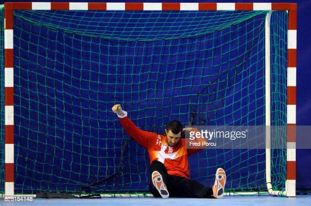 Cyril DUMOULIN Chambery / Saint Raphael Trophee des Champions 2011 Stade Louis II Monaco