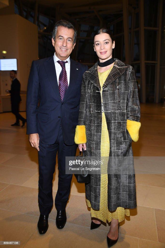 """""""Etre Moderne : Le MoMA A Paris"""" Exhibition : Dinner At Louis Vuitton Foundation In Paris"""