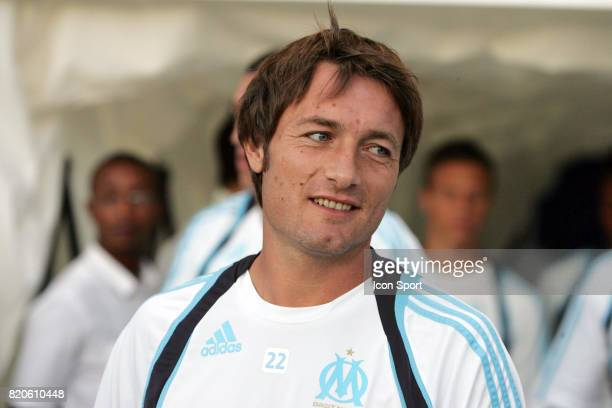 Cyril ROOL Monaco / Marseille Match Amical Stade Pierre de Coubertin Cannes