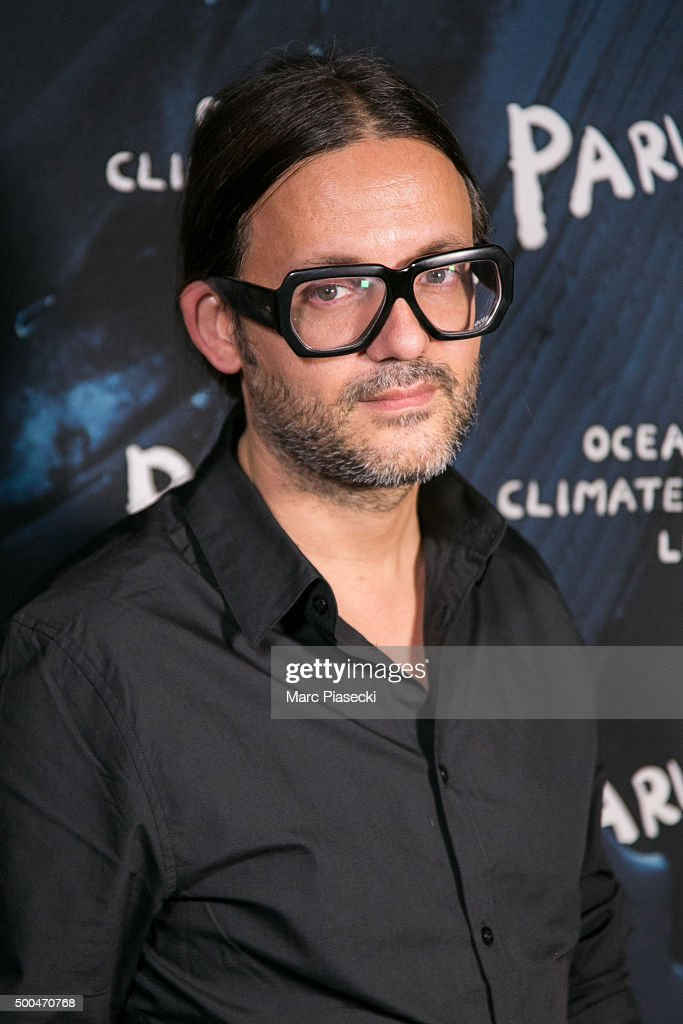 Parley for the oceans x les bains x cop21 getty images for Paris les bains douches