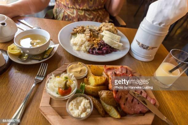 Czech Lunch