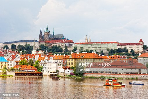 Czech republic, Prague : Stock Photo