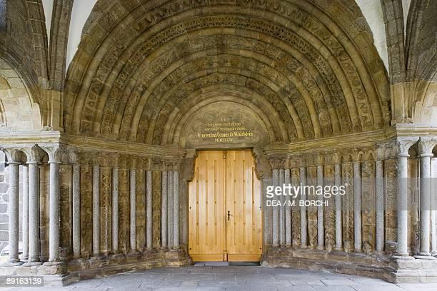 Czech Republic Southern Moravia Trebc St Procopius's Church UNESCO World Heritage List 2003 Portal