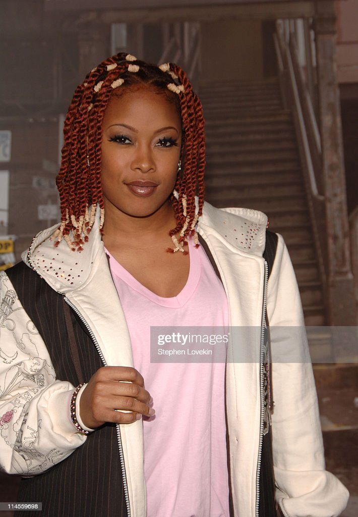 Da Brat during 2006 VH1 Hip Hop Honors - Arrivals at Hammerstein Ballroom in New York City, New York, United States.