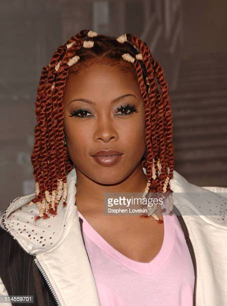 Da Brat during 2006 VH1 Hip Hop Honors Arrivals at Hammerstein Ballroom in New York City New York United States