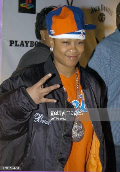 Da Brat during Playboy's 5th Annual Super Saturday Night Event Brings 'Heaven and Hell' to Houston at Corinthian in Houston Texas United States