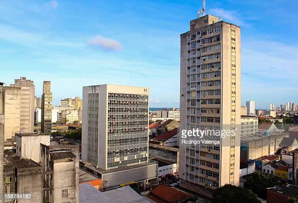 Da janela: Recife