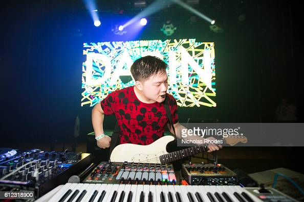 Dabin performs at Girls Boys at Webster Hall on February 5 2016