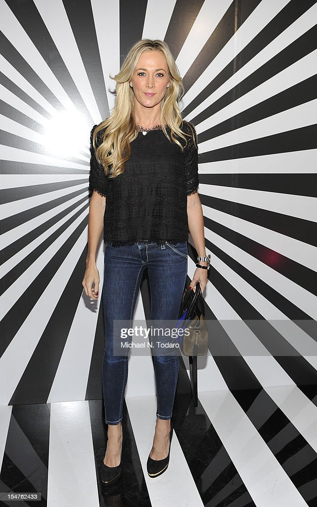 <a gi-track='captionPersonalityLinkClicked' href=/galleries/search?phrase=Dabney+Mercer&family=editorial&specificpeople=779141 ng-click='$event.stopPropagation()'>Dabney Mercer</a> attends the celebration of the collaboration between Jimmy Choo and Artist Rob Pruitt at The Fletcher Sinclair Mansion on October 25, 2012 in New York City.