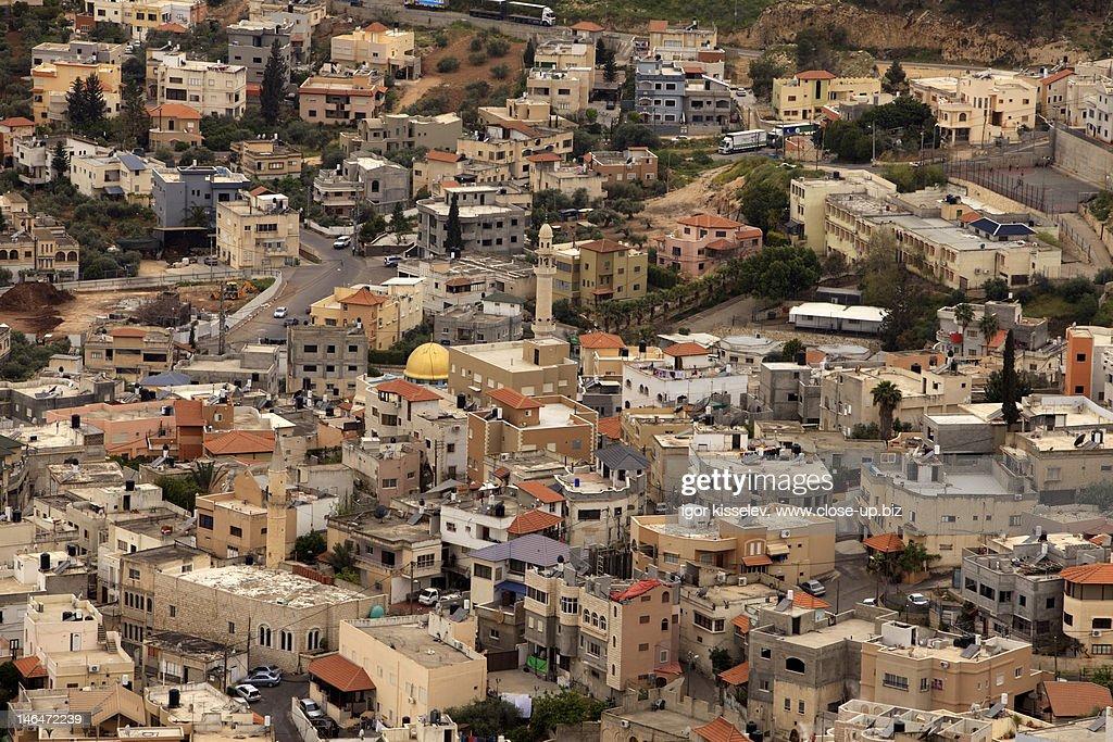 Daburiya, druze village