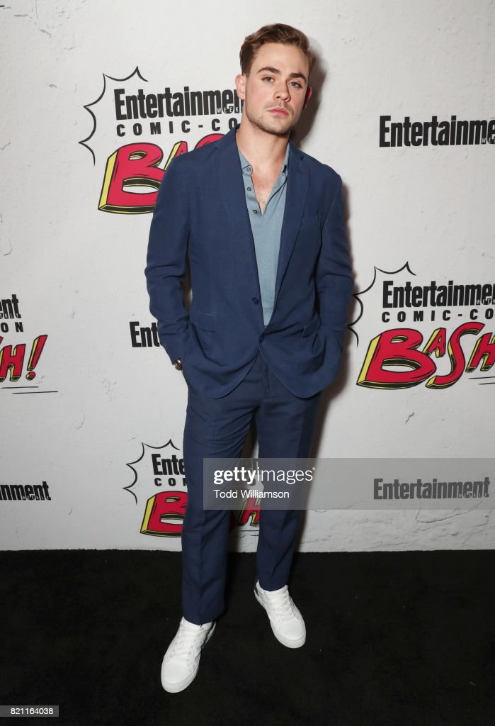 Dacre Montgomery at Entertainment Weekly's annual Comic-Con party in celebration of Comic-Con 2017 at Float at Hard Rock Hotel San Diego on July 22, 2017 in San Diego, California.