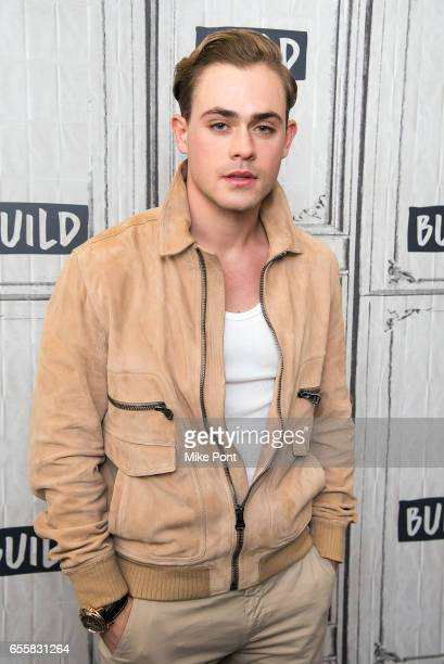 Dacre Montgomery attends Build Series to discuss 'Power Rangers' at Build Studio on March 20 2017 in New York City