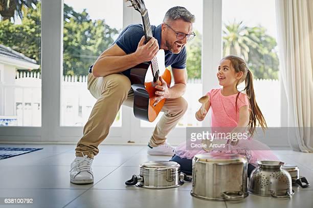 Dad, you rock!