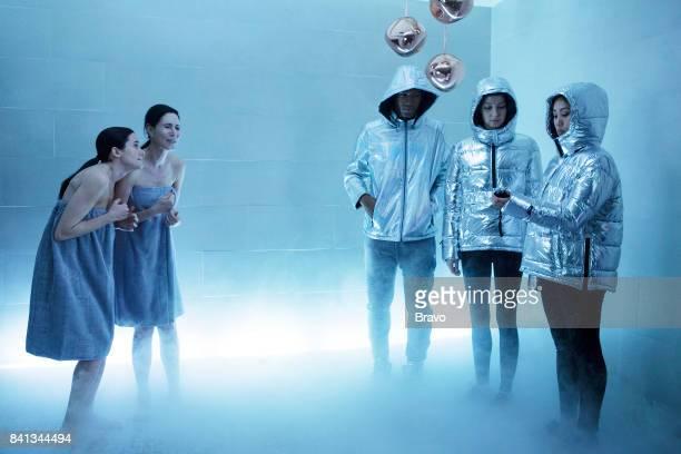 OUT 'Dadderall' Episode 306 Pictured KK Glick as Vanessa Wrigley Jill Kargman as Jill Weber