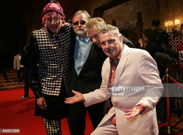 Daddy Cool band at the ARIA Icons hall of Fame induction ceremony at the Regent Ballroom in Melbourne on 16th August 2006 THE AGE NEWS Picture by...