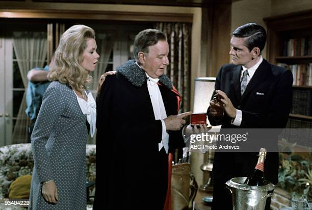 BEWITCHED 'Daddy Does His Thing' Season Five 4/3/69 Samantha tried to make peace with Maurice and Darrin before Maurice turned Darrin into a donkey