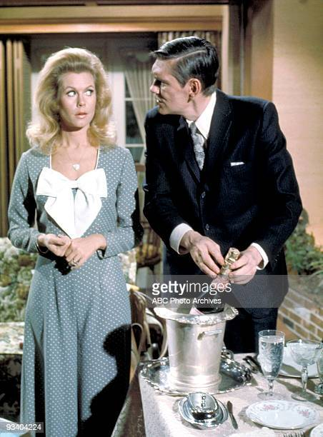 BEWITCHED 'Daddy Does His Thing' Season Five 4/3/69 Samantha tried to resolve Darrin's problem with Maurice