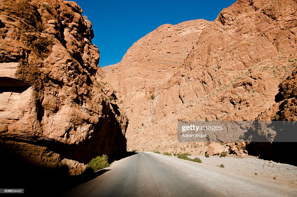 Dades Valley - Morocco : Stock Photo