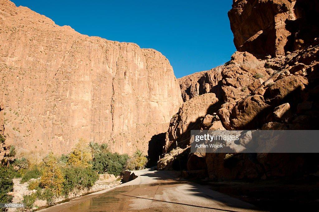 Dades Valley - Morocco : Stock Photo