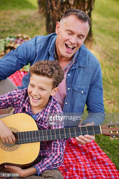 Vater ist das Schlimmste Sänger!