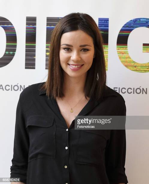 Dafne Fernandez attends the 'Dirige' photocall at the SGAE on March 27 2017 in Madrid Spain