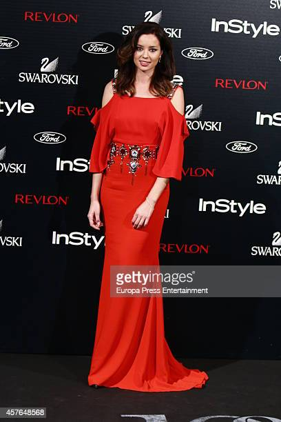 Dafne Fernandez attends the InStyle Magazine 10th anniversary party on October 21 2014 in Madrid Spain