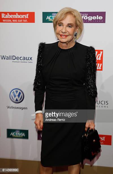 Dagmar Berghoff attends the 'Goldene Bild der Frau' award at Stage Theater on October 13 2016 in Hamburg Germany