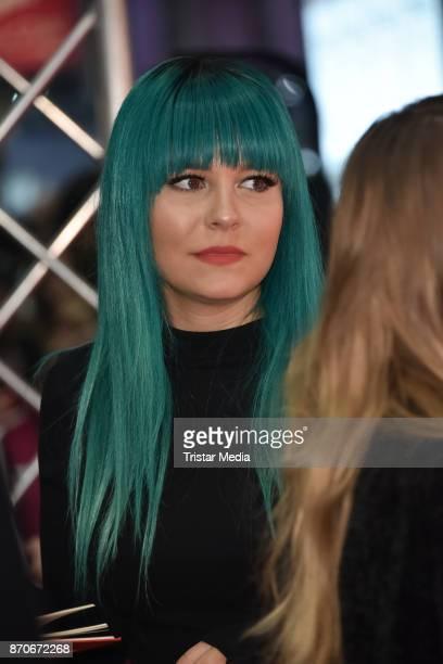 Dagmara Nicole Ochmanczyk alias Dagi Bee attends the GLOW The Beauty Convention at Station on November 5 2017 in Berlin Germany