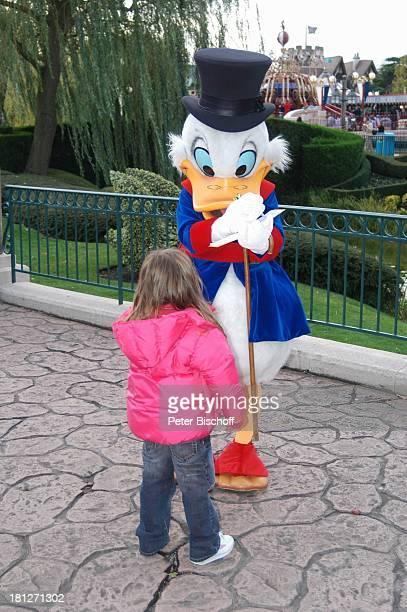 Dagobert Duck 'Disneyland Park' 'Disneyland Resort Paris' Paris/Frankreich Europa
