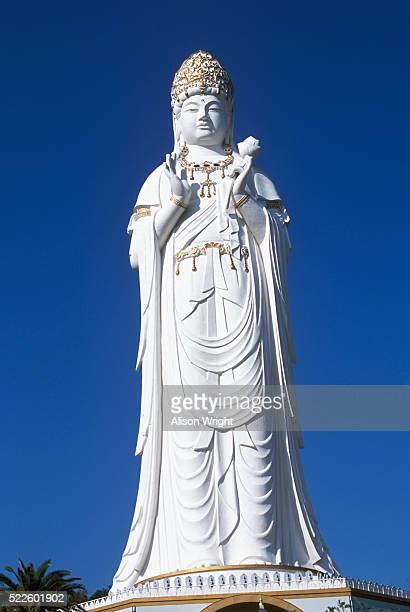 Dai Kannon Statue on Shodoshima Island
