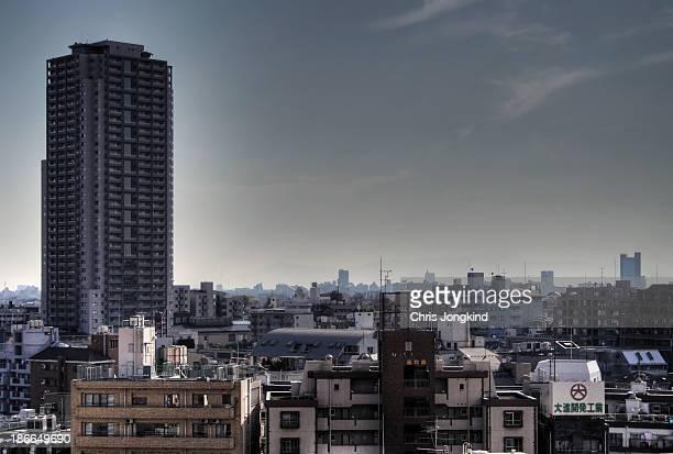 Daikanyama Skyline