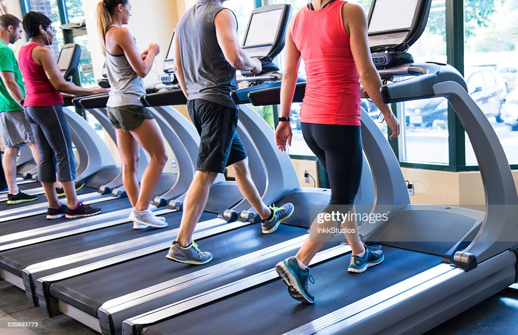 Daily Exercise : Stock Photo