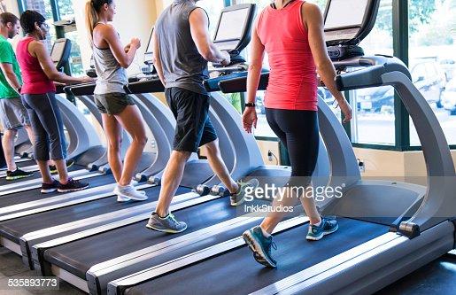 Daily Exercise : Stock Photo